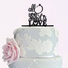 all you need is cake topper 78 best topper images on cake toppers dessert tables