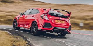honda civic type r 2017 honda civic type r review carwow