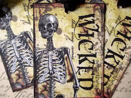 vintage halloween skeleton halloween tags tags halloween skeleton tags something wicked