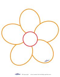 10 best images of flower stencils printable flower stencil