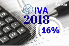 iva en mexico 2016 iva 2018 novedades y tasas rankia