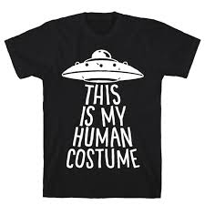 Alien Halloween Costume Alien Halloween Costumes T Shirts Tanks Coffee Mugs And Gifts