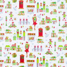 container store christmas wrapping paper it s a gift wrap nelson