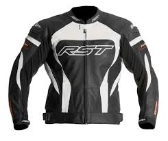 motocross leather jacket 329 99 rst mens tractech evo leather jacket 2014 197799