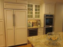 cherry wood cool mint lasalle door kitchen cabinets fairfield ct