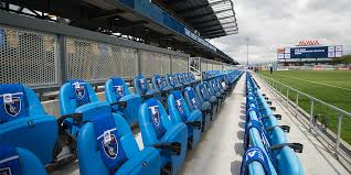 Fc Dallas Stadium Map by Premium Seating San Jose Earthquakes