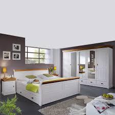Schlafzimmer M El Kraft Landhaus Schlafzimmer Scots In Weiß Aus Kiefer Pharao24 De