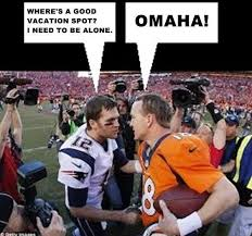 Patriots Broncos Meme - denver broncos humor this made me laugh haha omaha real women