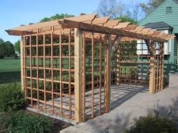 Easy Diy Garden Gazebo by Best 25 Pergola Plans Ideas On Pinterest Pergola Diy Pergola Cedar