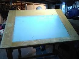 Light Up Drafting Table Light Up Drafting Table Business Equipment In Boardman Oh Offerup