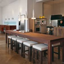 Kitchen Island Dining Table Dining Table Under Kitchen Island - Dining table in kitchen
