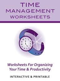 time management worksheets productivity planners u0026 to do lists