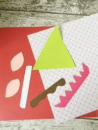 elf brown paper bag craft for kids