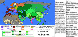 Judea Map Germanic Buddhism By Goliath Maps On Deviantart