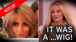 hair extensions for bob haircuts katie price reveals bob hair cut was wig as she shares plans to