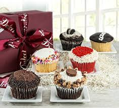 cupcake gift baskets dulcet cupcakes best sellers signature gift baskets