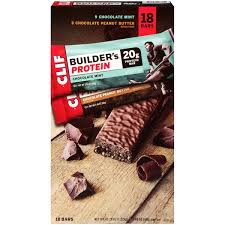 clif builder s builder s chocolate mint chocolate peanut butter