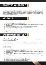 9 amazing computers technology resume examples livecareer samples
