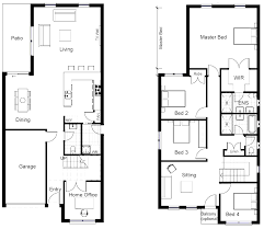 2 story floor plans with garage small two story house plans vdomisad info vdomisad info