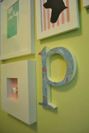 Home Decor Initials Letters 105 Best Decorating With Wall Letters Images On Pinterest Home