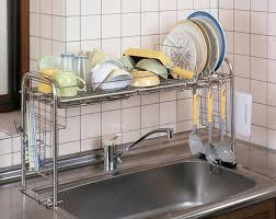 Kitchen Drying Rack For Sink by Wide Rakuten Global Market Telescopic Universal Kitchen