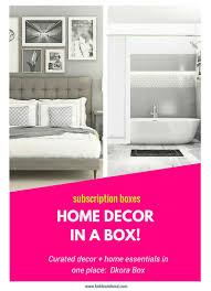 home decor essentials curated decor u0026 home essentials in one place dkora box kiddo u0026soul