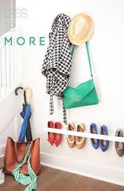 Diy Entryway Shoe Storage Best 25 Shoe Organizer Entryway Ideas Only On Pinterest Diy