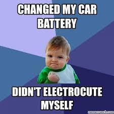 Battery Meme - battery