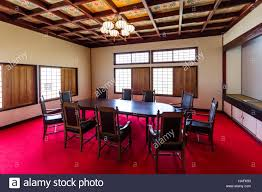 Western Conference Table Japan Tatsuno Castle Asagiri Jo Keirozan Jo Reconstructed