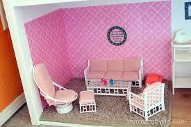 Kruses Workshop Building For Barbie by Captivating Diy Barbie House Photos Best Idea Home Design