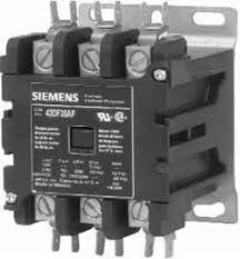 furnas 42af35aj 25 amp definite purpose contactor