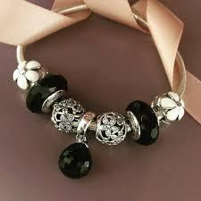 black pandora charm bracelet images 190 best pandora images pandora jewelry pandora jpg