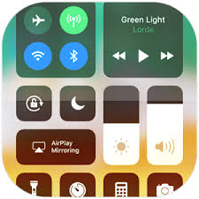 11 control center ios 11 android apps on google play