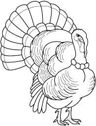 preschool turkey coloring pages subiekt info