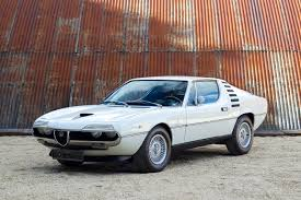 alfa romeo montreal used 1972 alfa romeo montreal for sale in gloucestershire