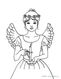 coloring page angel visits joseph coloring pages of angels anime angel coloring pages angel coloring