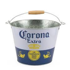 Corona Patio Umbrella by Corona Extra Beer Bucket With Wood Handle Walmart Com