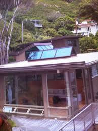 flat roof idea with cool skylights skylights pinterest