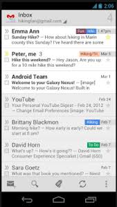 android mail client top 5 android email clients for android phone and tablets