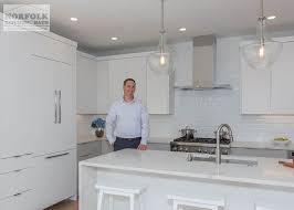 kitchen cabinets white gloss white contemporary kitchen in boston ma norfolk kitchen