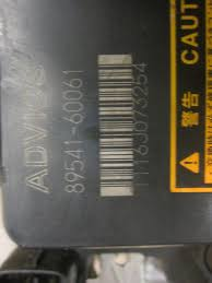 used lexus gx470 parts lexus gx570 gx470 abs pump 89541 60061 used auto parts