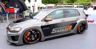volkswagen audi 518hp oettinger volkswagen golf 500r amazing