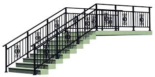Handrailing Steel Pipe Stair Handrail Steel Pipe Stair Handrail Suppliers And