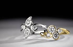 domino wedding rings highly commended engagement rings pjcoty 2015 domino for diamond