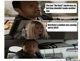 Die Hard Meme - a good day to die hard by ultraphoenix215 meme center