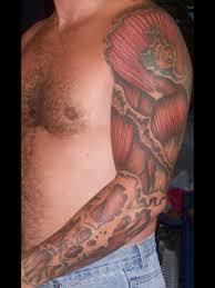 Rebel Flag Eagle Tattoo Ripped Skin Rebel Flag Chest Tattoo Quotes Men Design Idea For Men