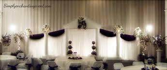 wedding backdrops wedding backdrops