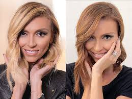 giuliana rancic thinning hair guiana s new red hair for the red carpet mystylebell your