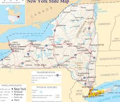 map for maps for new york state map pictures 3 throughout simple of