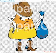 halloween candy png royalty free rf clipart illustration of a halloween candy corn
